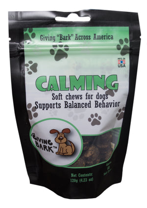Calming Chews For Dogs