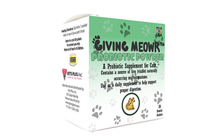 Probiotic Powder For Cats