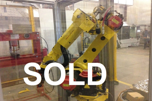 SOLD -FANUC M10iA - SOLD