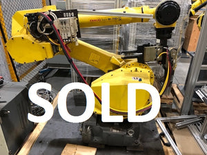 SOLD - FANUC M710iC 50 - SOLD
