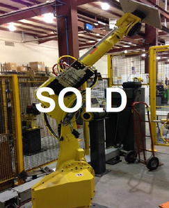 SOLD -FANUC M710iC 50 - SOLD