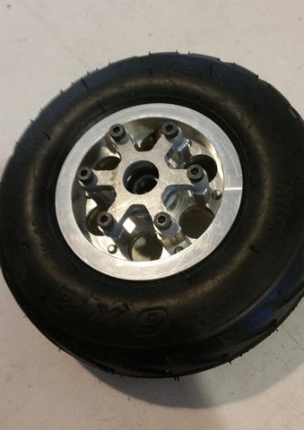 SixShooter Female Wheel Adapters