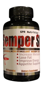 Semper Slim All Natural Weight Loss