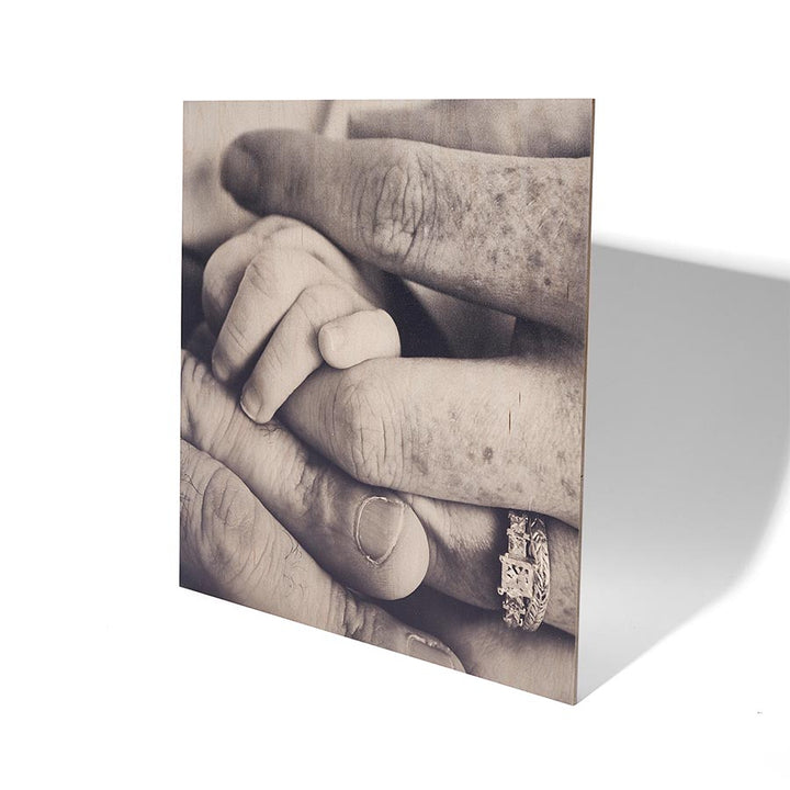 16.5 x 16.5 Wood Print - Pictures on Wood