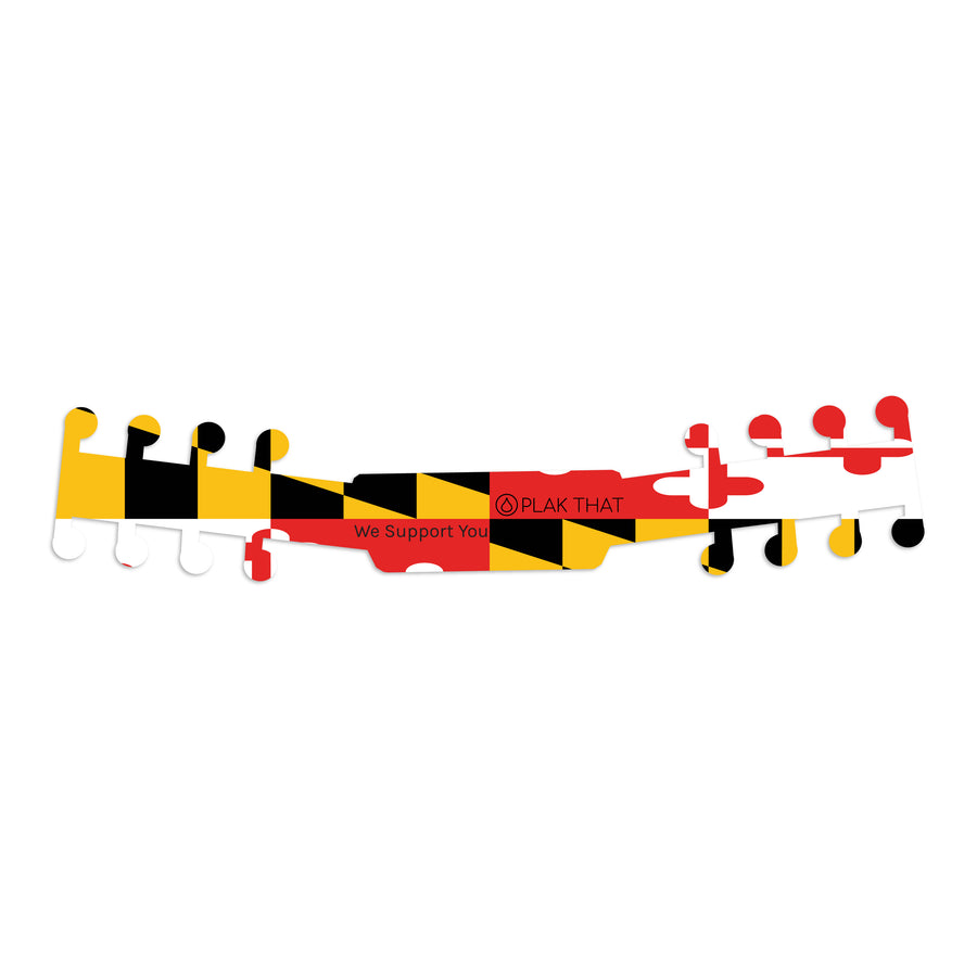 Ear Savers - Maryland Flag