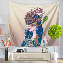 Mermaid Tapestry (4 Designs)