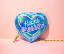 Heart Hologram Coin Purse