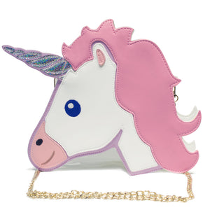 Pink Unicorn Purse