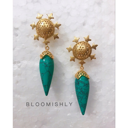 Aasmee Earrings - Bloomishly