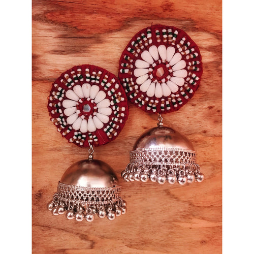 Aabroo Earrings - Bloomishly