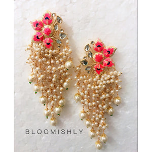 Freya Earrings - Bloomishly