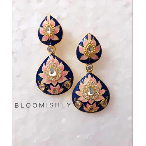 Ojasvi Earrings - Bloomishly