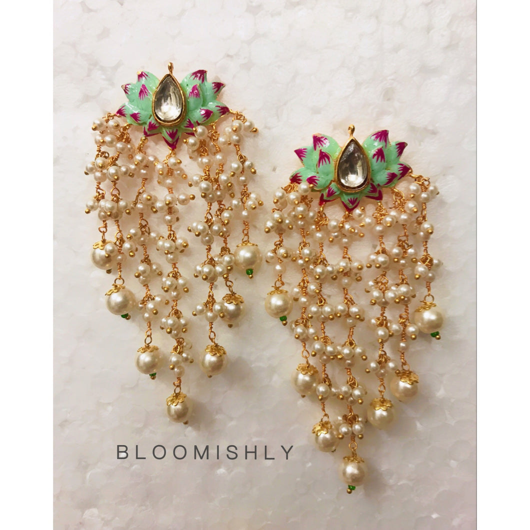 Idaya Earrings - Bloomishly