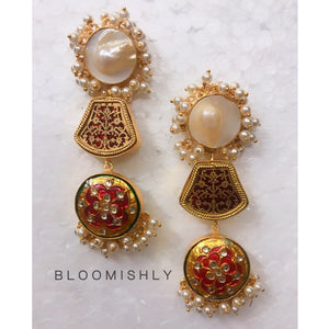 Beryl Earrings - Bloomishly