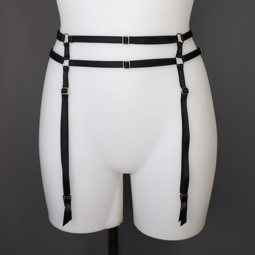 SUSUSPENDER PROTOTYPE ~  XSMALL/SMALL ~ UK 6-10