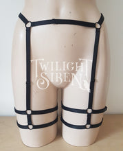 LUELLA LEG BODY HARNESS SUSPENDER