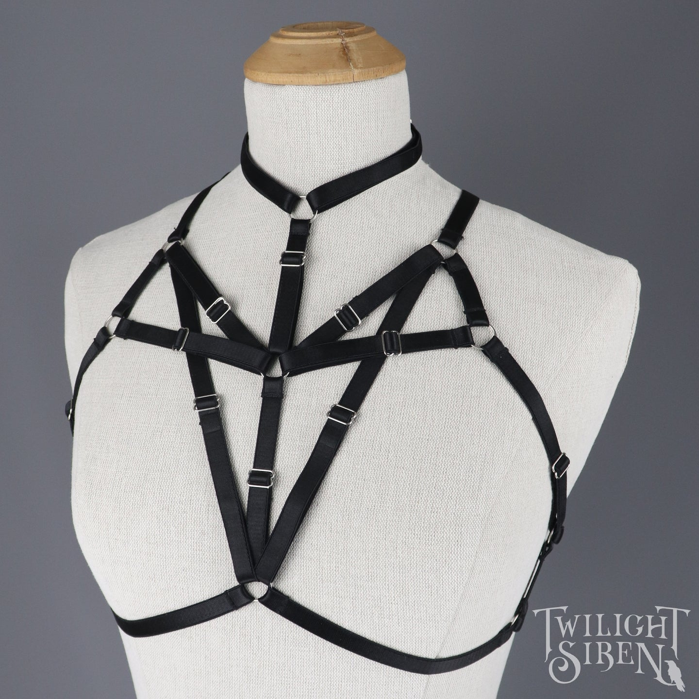 LYRA BODY HARNESS BRALET
