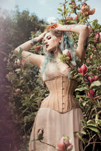 LITA underbust waist training corset Twilight Siren