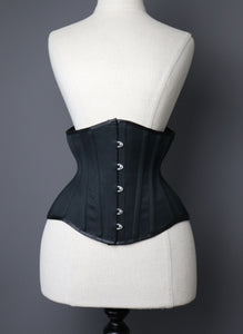 23IN VELLAMO BLACK SPOT BROCHE COUTIL WAIST TRAINING CORSET