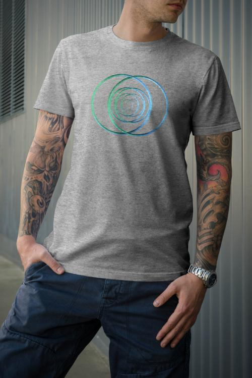 zeroone™ Groundzero Men's Short Sleeve Crew Neck