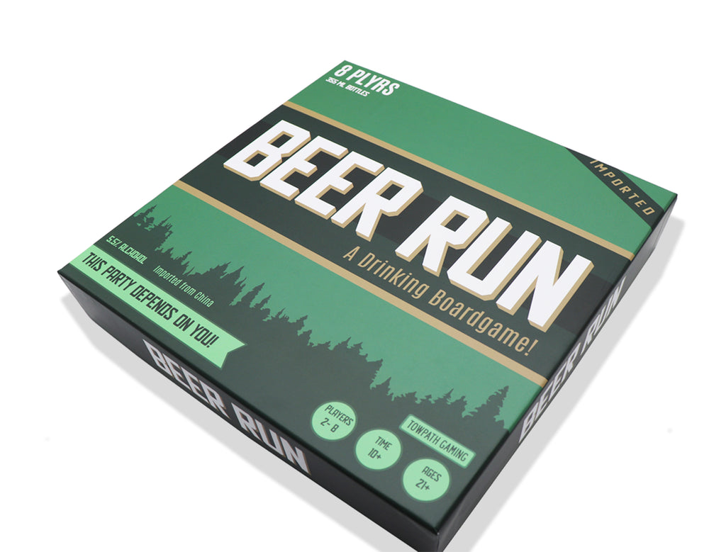 Beer Run: A Drinking Board Game