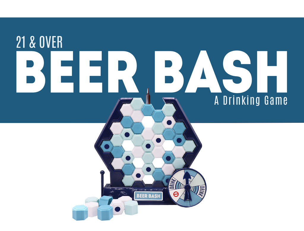 Beer Bash: A Drinking Game
