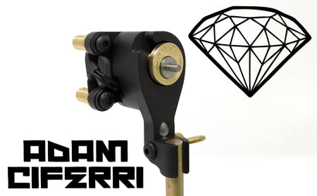 Adam Ciferri x Mike Giant BLACK Diamond Direct Drive Rotary