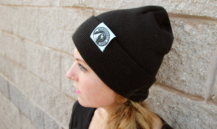 Workhorse Irons Black Winter Hat