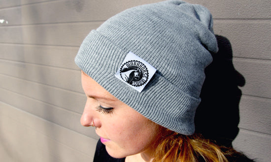 Workhorse Irons Grey Winter Hat