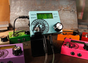 Custom Workhorse Deluxe Metered Tattoo Power Supply V2