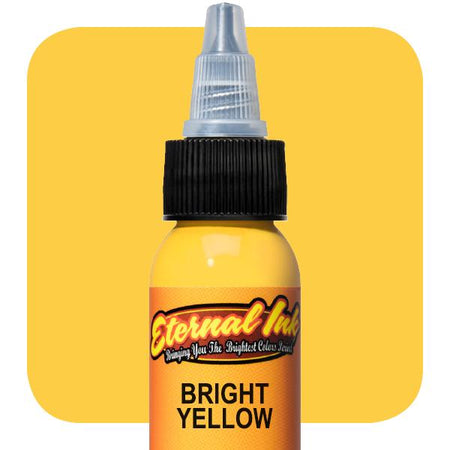 Bright Yellow 1 oz