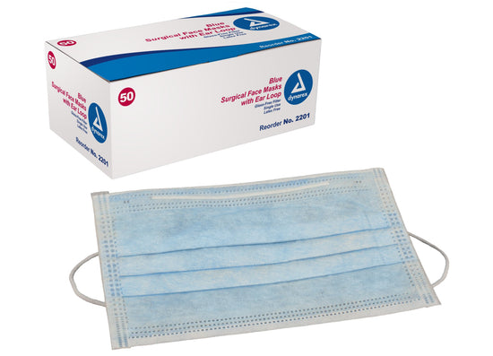 Surgical Face Mask (Box of 50)