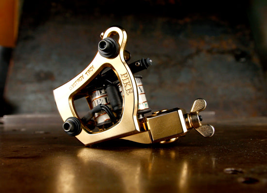 Mike Pike x Destroy Troy Teacup Liner - Gold / Gold