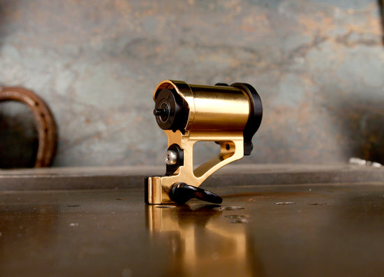 Limited Gold x Black Mike Pike PMA Direct Drive Rotary