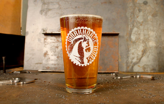 Workhorse Pint Glass