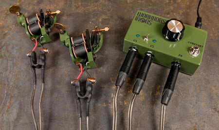 Workhorse Irons Basic Power Supply