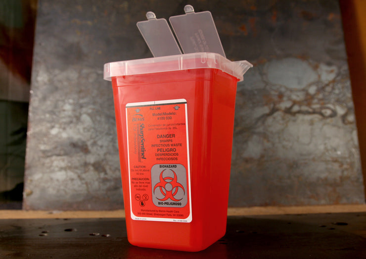 Sharps Container (Quart)