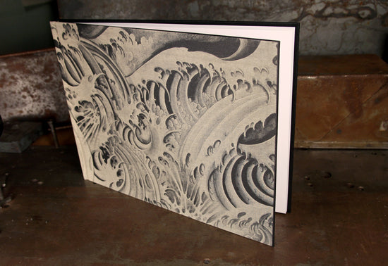 Adam Ciferri Wave Sketchbook