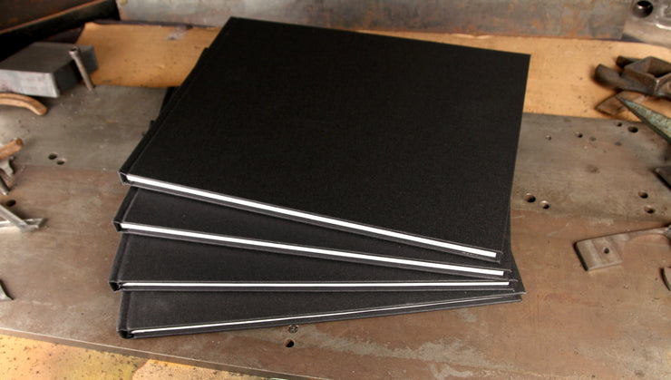 Blank Workhorse Sketchbook 4 Pack