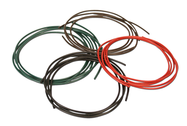 Colored Coil Wired Insulater