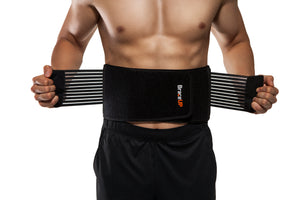 BraceUP lower back brace