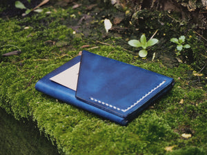 The Ugly Duckling Wallet (Indigo)