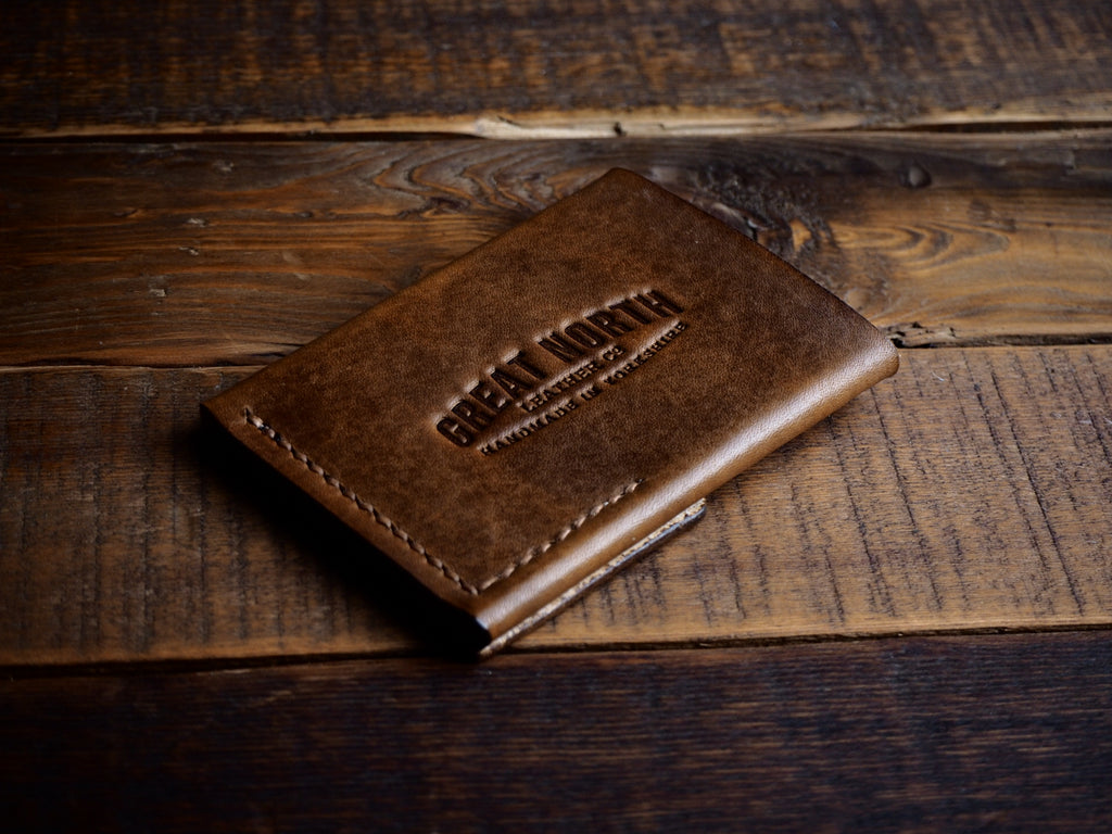 The Ugly Duckling Wallet (Walnut)