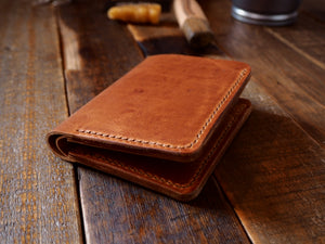 The Collier Wallet - Horween Dublin