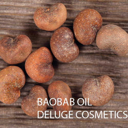 Baobab Oil for Hair and Scalp