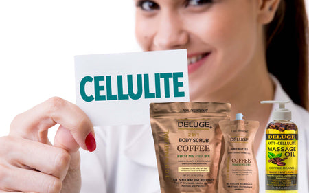 Cellulite Remedy with DELUGE Tri-Set