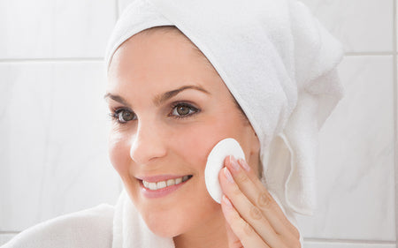 CLEANSING SKIN IS HEALTHY SKIN