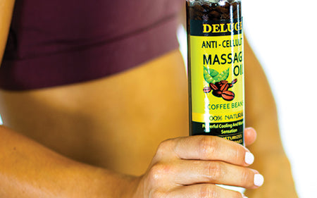 ANTI-CELLULITE MASSAGE OIL