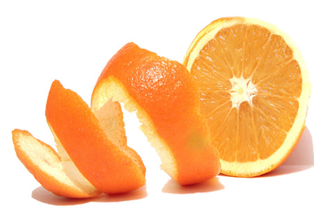 Orange peel helps clarify dark spots