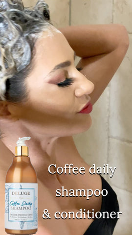 Coffee Daily Shampoo